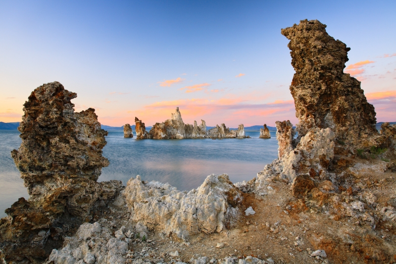 An Evening At Mono Lake