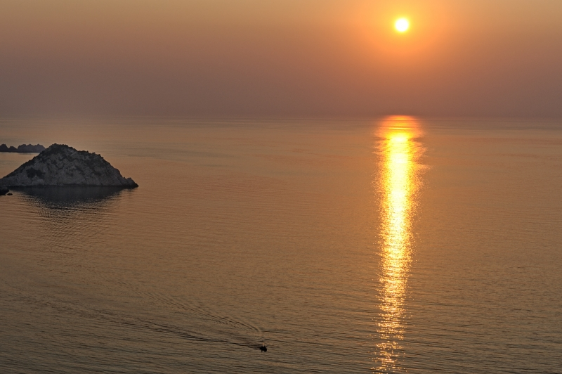 Sunset At Petani Beach 3