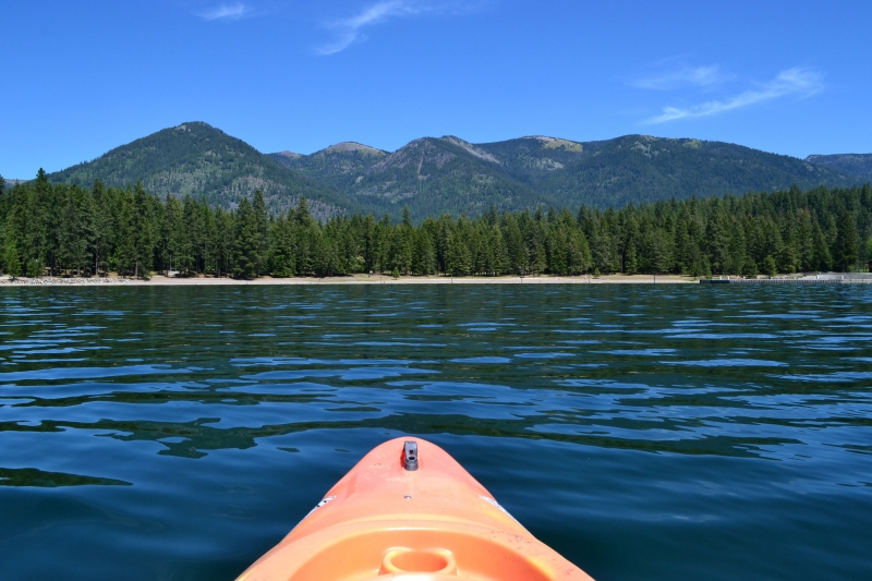 Kayak's View