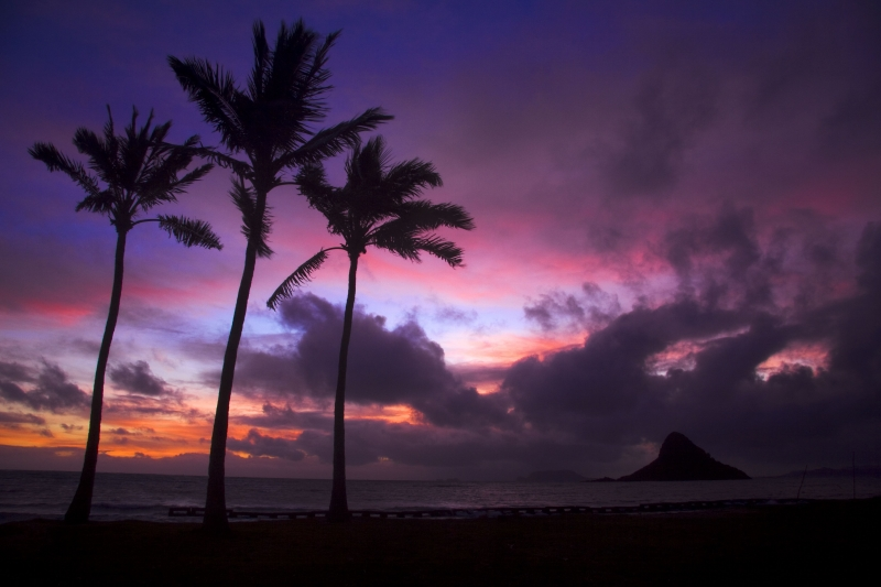 Hawaii Sunrise