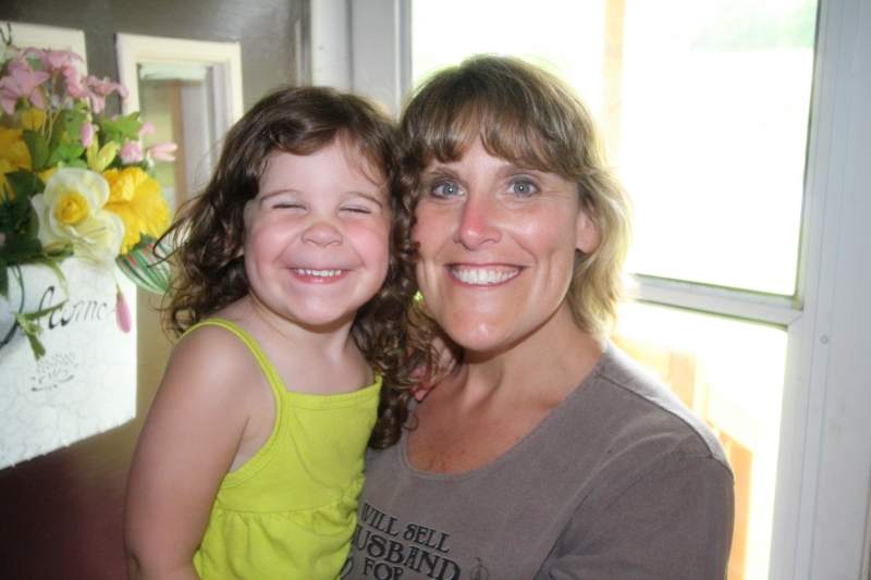 Allysa And Her Great Aunt