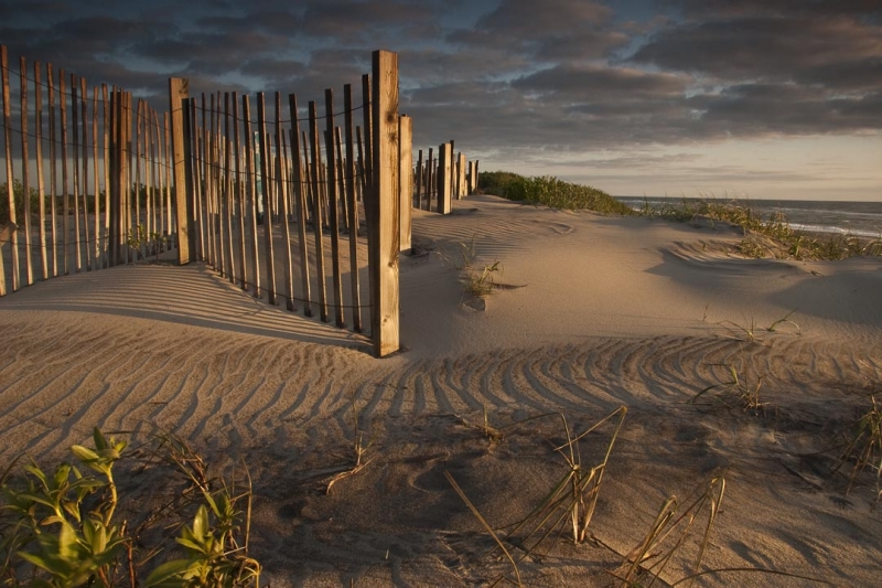 Hatteras Fences