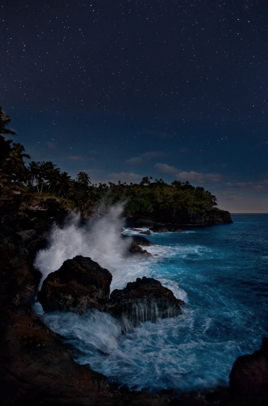Pacific Midnight
