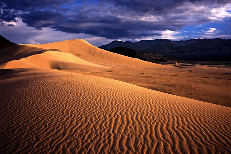 Last Light, Ibex Dunes