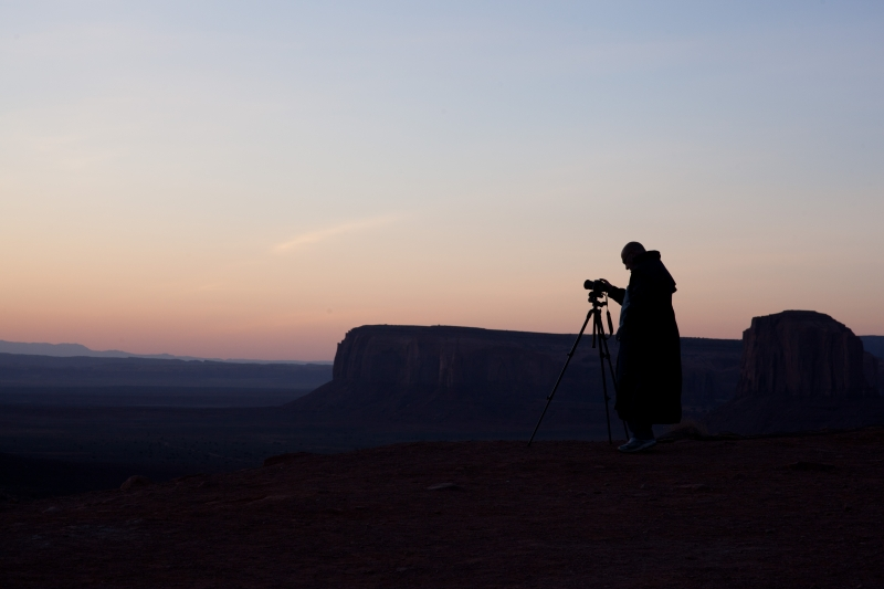 Monument Valley Sunrise Iii