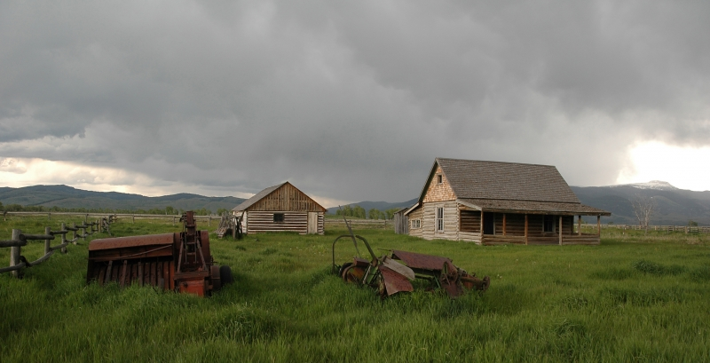The Other Teton Farm