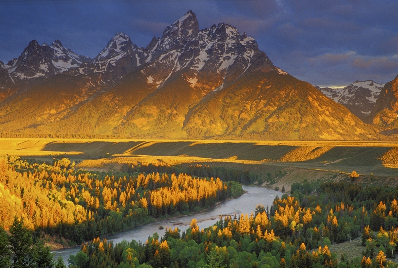 Snake River Sunrise