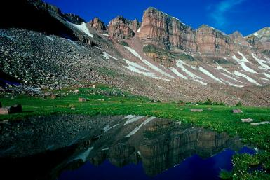 Deadhorse Lake, Uinta Mtns