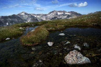Arapaho Glacier Trail, Indian Peaks Wilderness Co