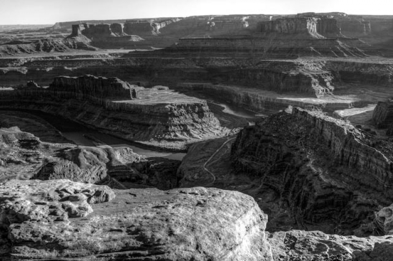 Canyonlands National Park Overlooking Colorado River