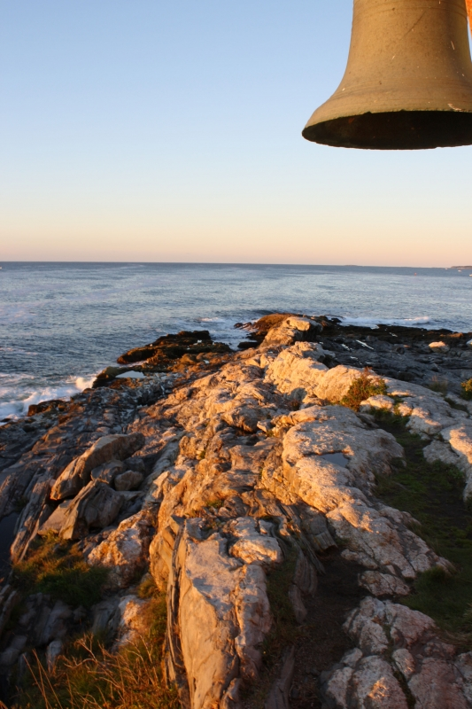 Pemaquid Bell, Sunrise