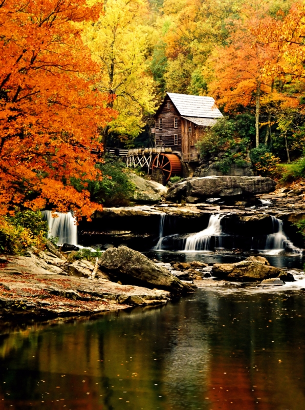 Glade Grist Mill