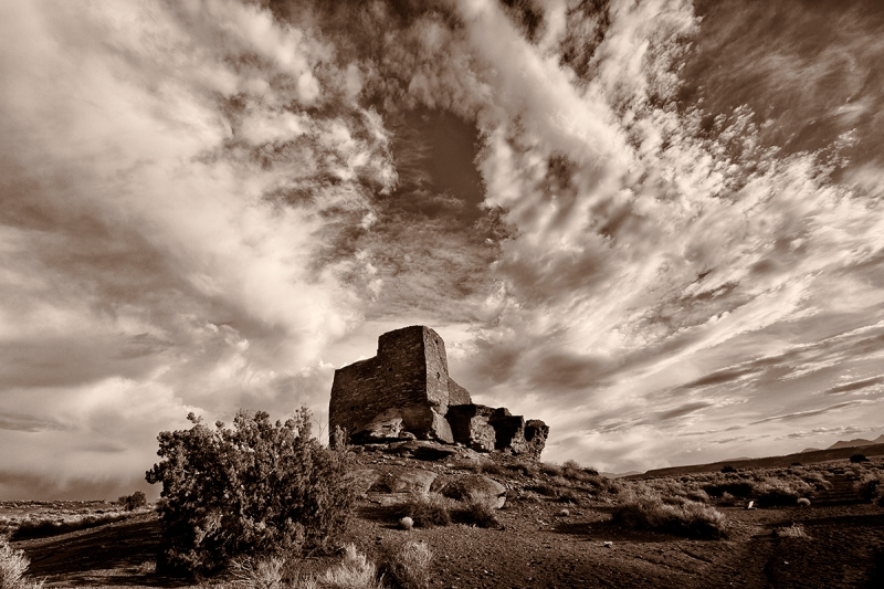Wukoki Pueblo, Wupatki National Monument, Arizona