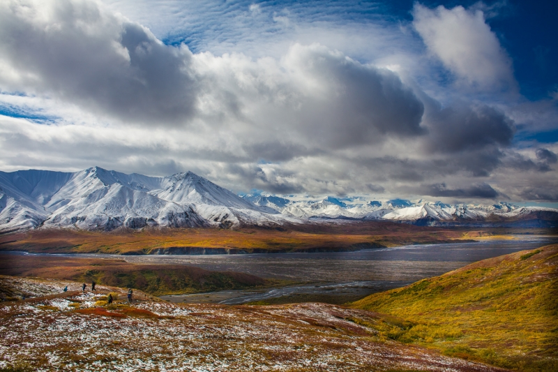 Denali, Near Eielson Visitor Center
