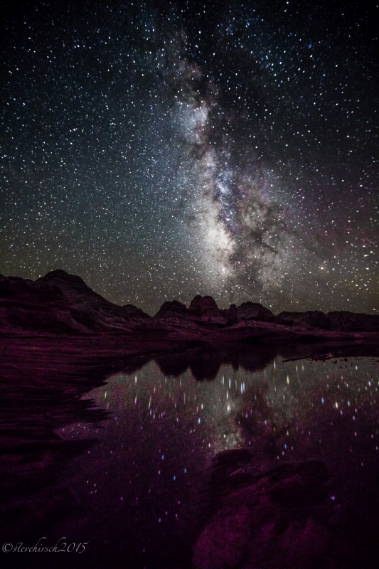 Milky Way Whitepocket Az