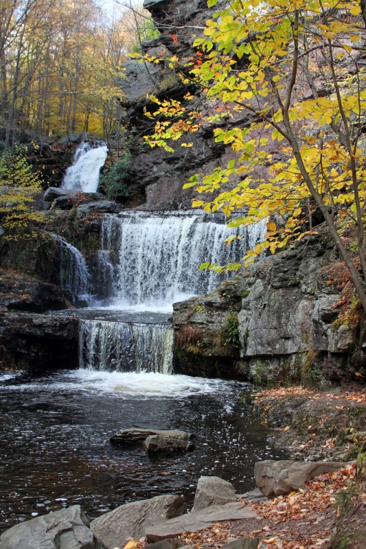Indian Ladder Falls