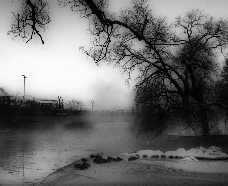 Cold Day On Fox River