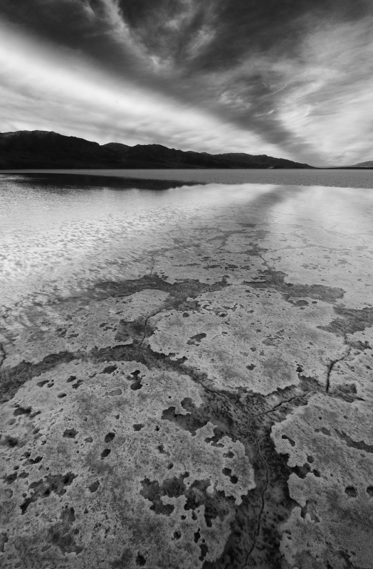 Frequency, Badwater – Death Valley National, California