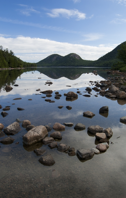 The Bubbles At Jordan Pond