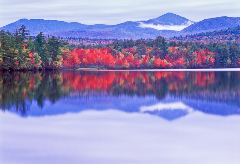 Chocorua Lake,reflection