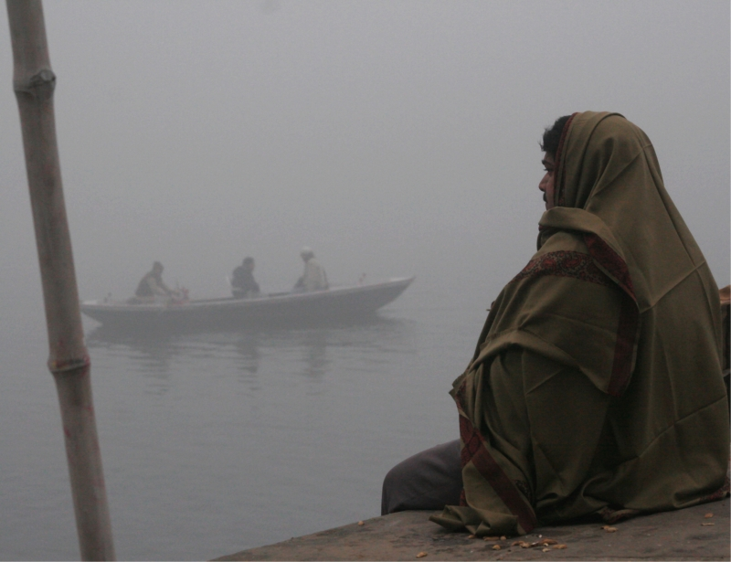 Ganges Meditation