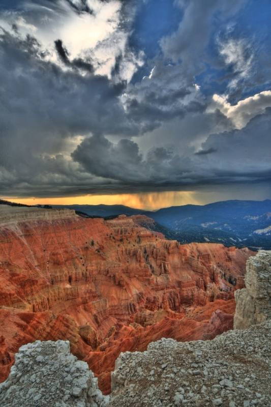 Storm Over Cedar Breaks