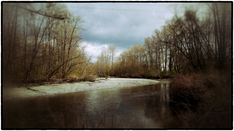 The Mystic Coquitlam River