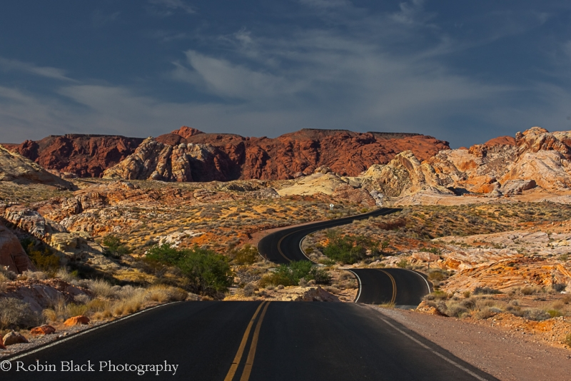 Into The Fire (valley Of Fire, Nevada)