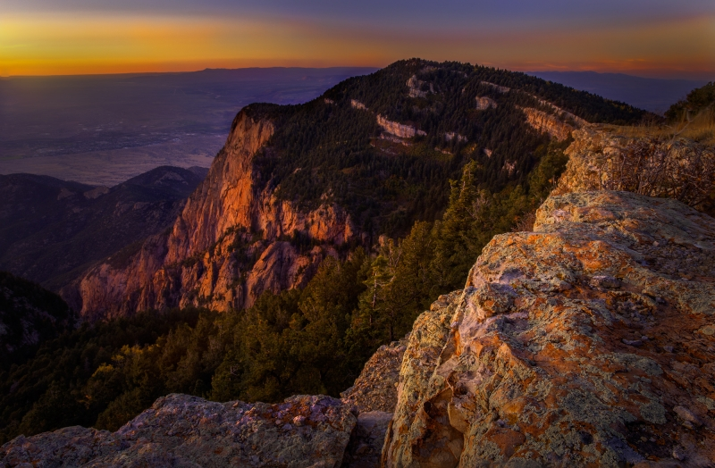 Sandia North Cliff