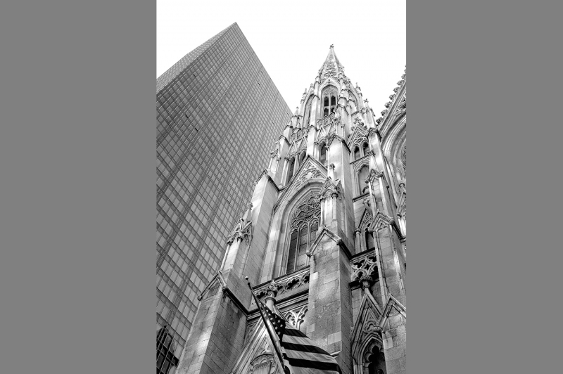 Saint Patrick Cathedral – Nyc