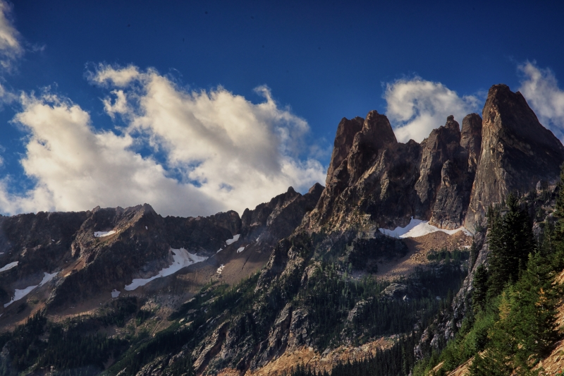 North Cascades Spires