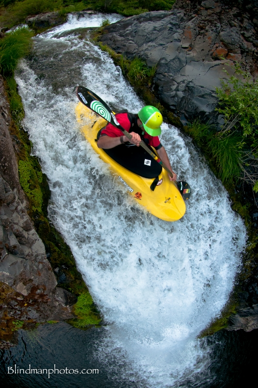 Polaris Falls Kayak
