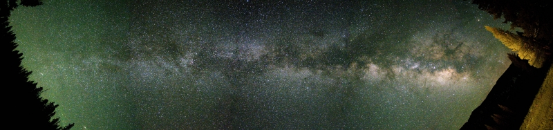 Colorado Milky Way