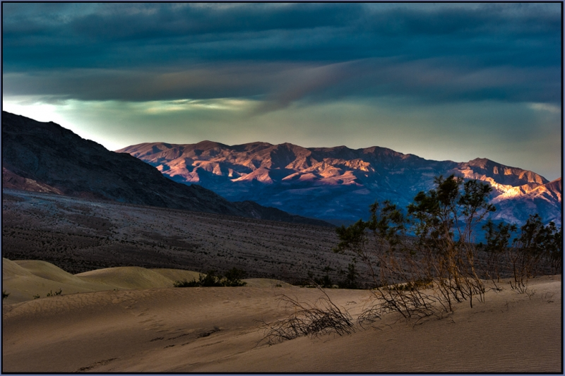 Death Valley Hdr