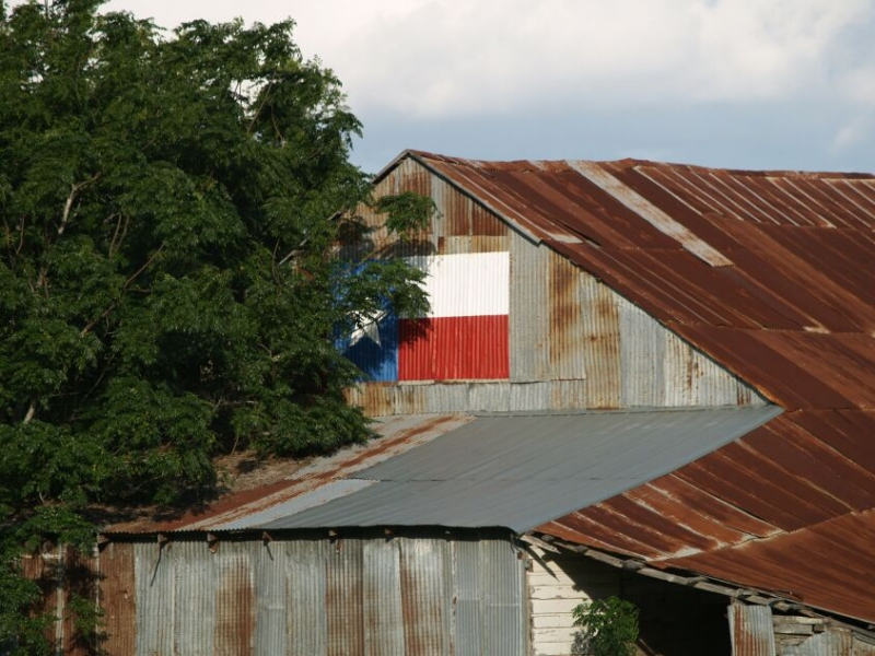 Proud Texas Barn