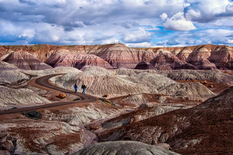 Painted Desert Trail