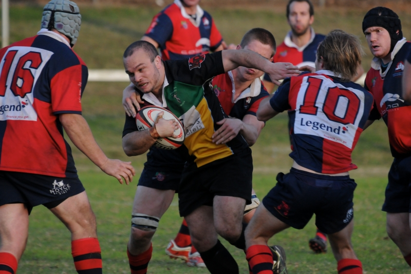 Suburban Rugby