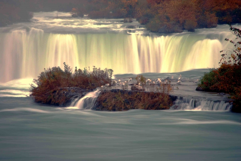 Horseshoe Fall (niagara Falls)