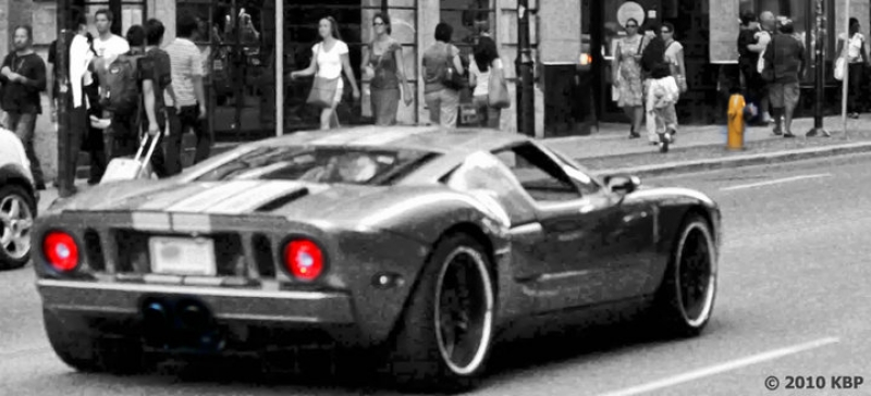 Ford Gt In Toronto