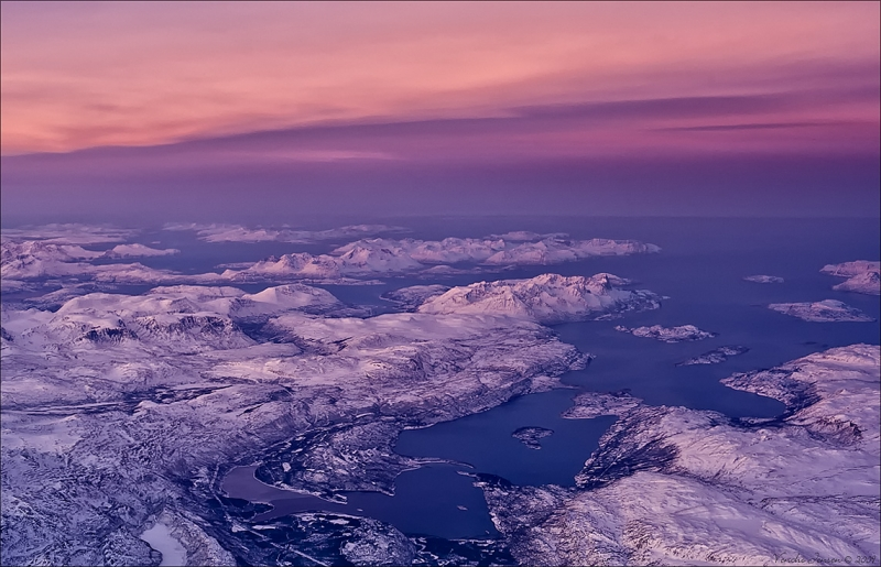 View Of Northern Norway
