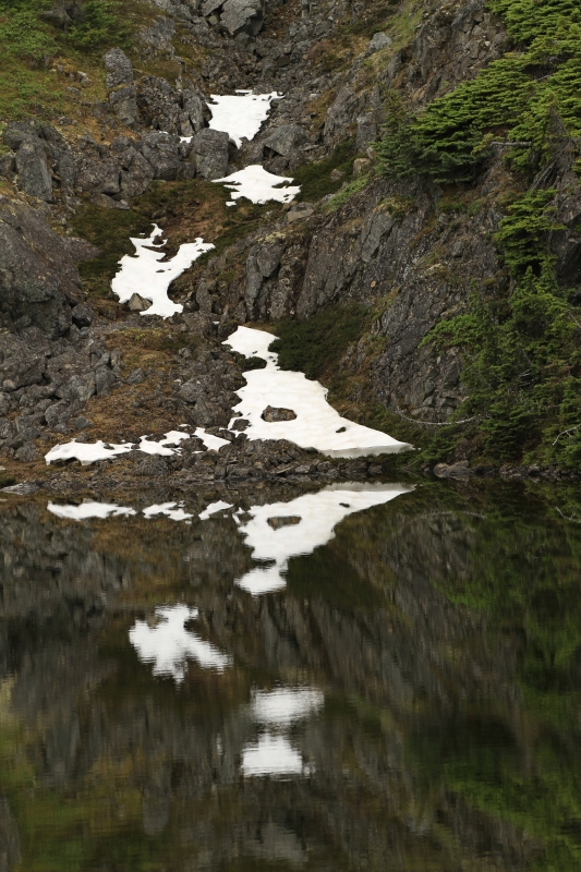 White Pass Reflections