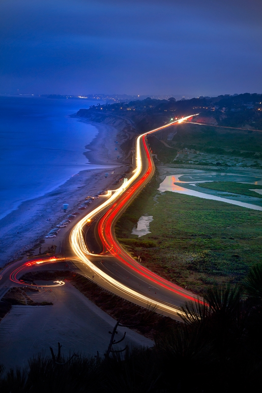 Driving The California Coast