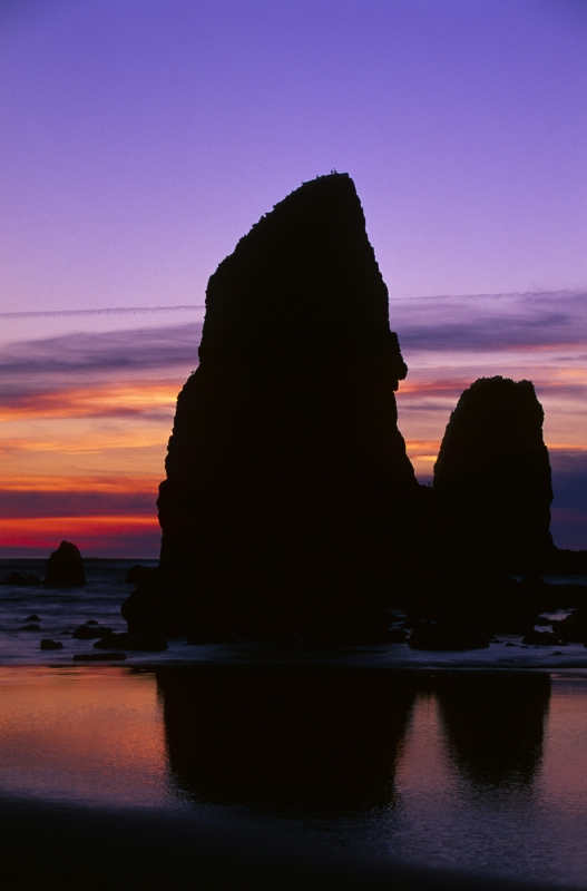 The Needles, Cannon Beach, Or
