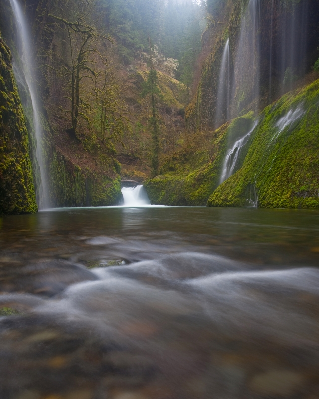 Eagle Creek Canyon – Oregon