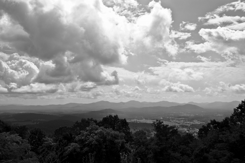 Blue Ridge Foothills