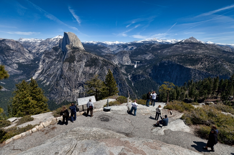 Glacier Point View