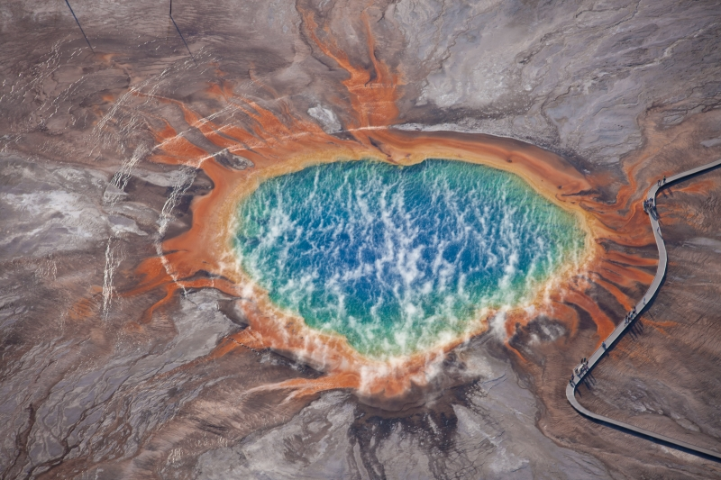 The Heart Of Yellowstone
