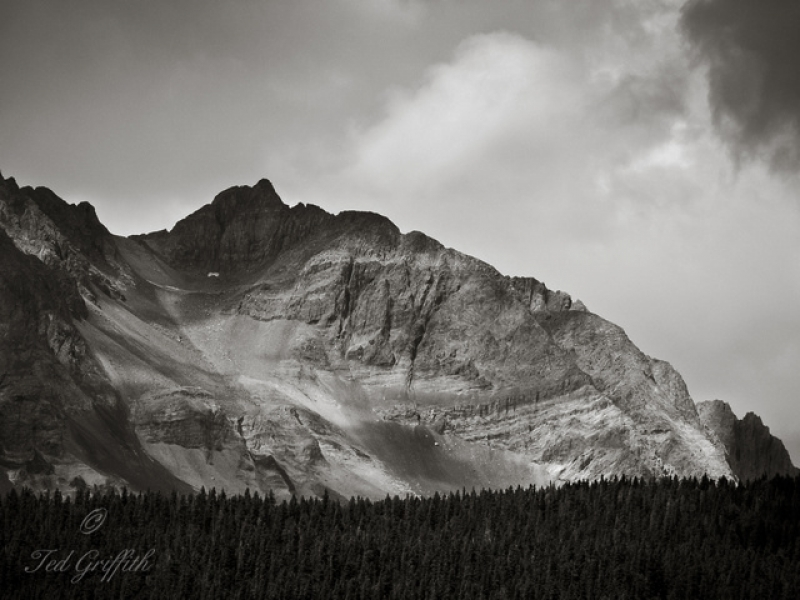 Monochrome Mountain