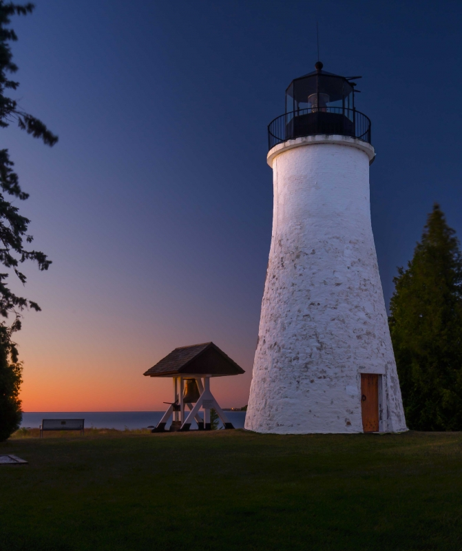 Twilight Lighthouse