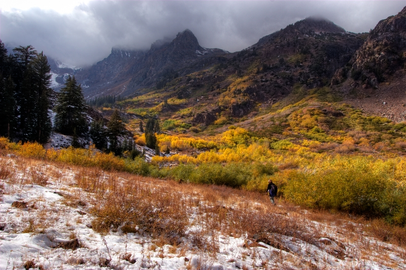 Fall In The Eastern Sierra's
